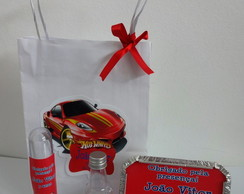 Kit de Lembrancinha Hot Wheels