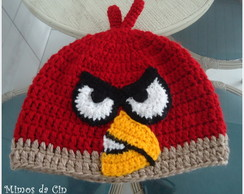 Touca Infantil Angry Birds