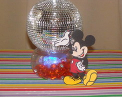 Enfeite de Festa do Mickey Minnie Disney
