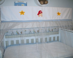 Mosquiteiro Mario Bros