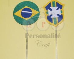 Topper Doce Brasil