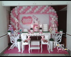Decora��o clean angelina ballerina