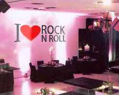 Painel 15 anos - Rock 'N Roll