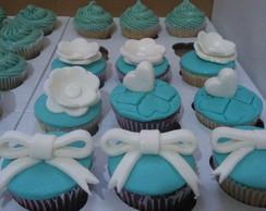 Mini Cupcakes Decorados