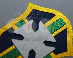 Tag para Lembrancinhas Brasil