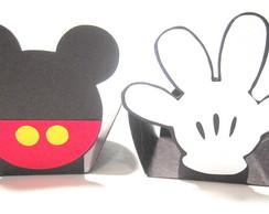 Forminha Mickey 3D