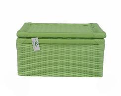 Caixa Fibra Sint�tica Verde 40x30x20
