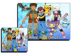 Jogo Americano - Pokemon