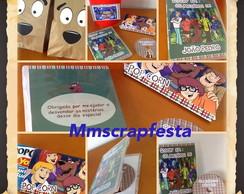 kit Personalizado Scooby Doo
