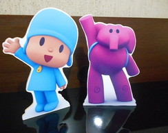 Display impress�o digital POCOYO