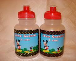 Garrafinha squeeze personalizada
