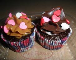 Cupcakes com Cobertura