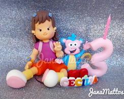 Dora Aventureira personalizada
