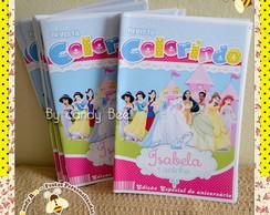 Revista Personalizada Princesas Disney