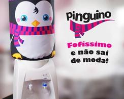 Capa para gal�o de �gua - Pinguino