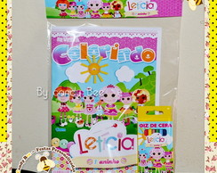 Kit Colorir Lalaloopsy