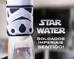 Capa para gal�o de �gua - Star Water