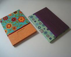 Cadernos Revestidos