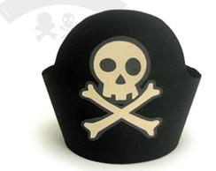 Forma Cupcake pirata