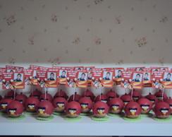 Lembrancinhas dos Angry Birds