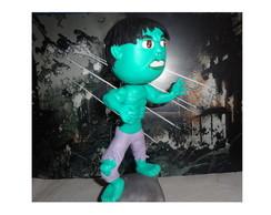 Enfeite de Mesa Hulk