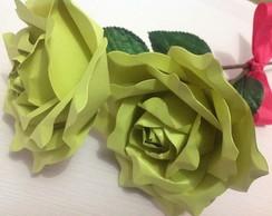 Rosa pistache gloss