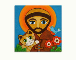 Quadro Decorativo S�o Francisco 7