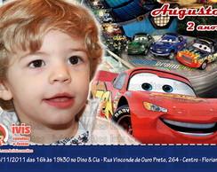 Convite Carros