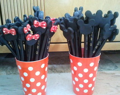 L�PIS COM PONTEIRA DO MICKEY E MINNIE