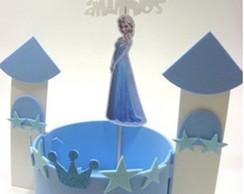 Enfeite de mesa Frozen Disney