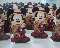 POrta l�pis Mickey Safari