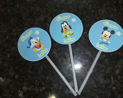 20 Toppers Disney Baby