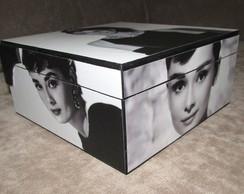 Caixa Audrey Hepburn