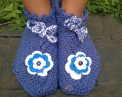 PANTUFA FASHION BLUE