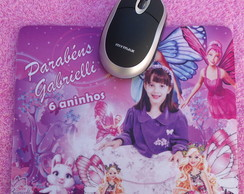 mouse pad da barbie