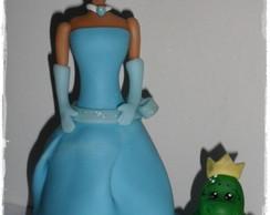 Topo A princesa e o sapo