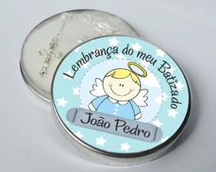 Latinha Batizado Anjinho