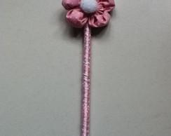 L�pis flor de fuxico
