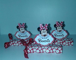 Barrinhas de Chocolate Minnie II