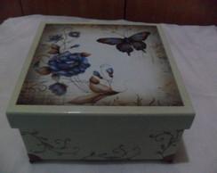 caixa em mdf