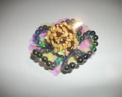 Forminhas de doces finos em mi�anga