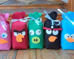 Sacolinha Surpresa Angry Birds
