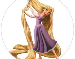 Botton princesas (Rapunzel)