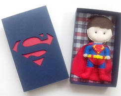 Superman em feltro