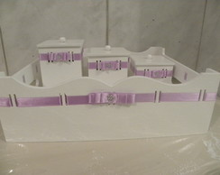 Kit Higiene Beb� - Passa  Fita