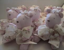 Lembrancinha Maternidade -Ursinho 12cm