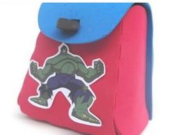 Mini mochila Os vingadores
