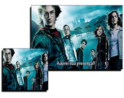 Jogo Americano - Harry Potter
