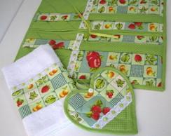 Kit Cozinha Chic - 3 pe�as