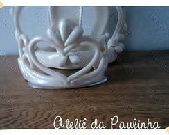 topo de bolo coroa Princesa Sofia